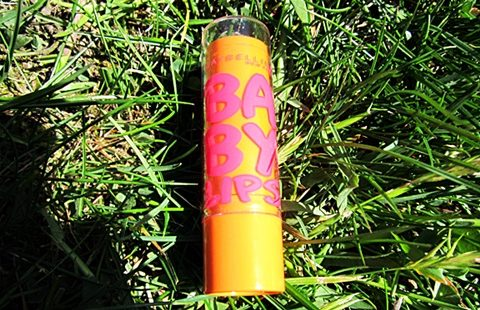 My favorite lip product of all time: Maybelline Babylips