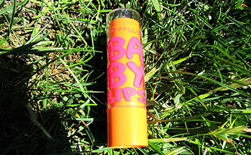 maybelline babylips lip balm