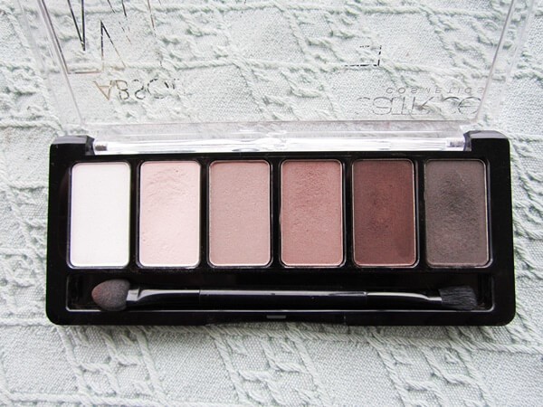 catrice nude matte palette post