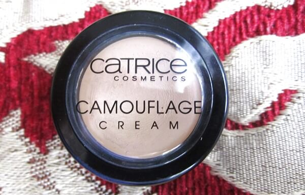 makeup newbie face concealer catrice campuflage cream