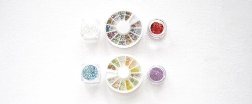 manicure necessities series nail accessories