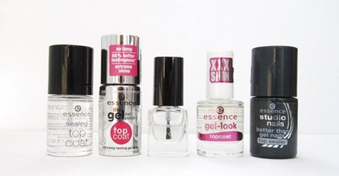 Shine bright like a diamond: top coats