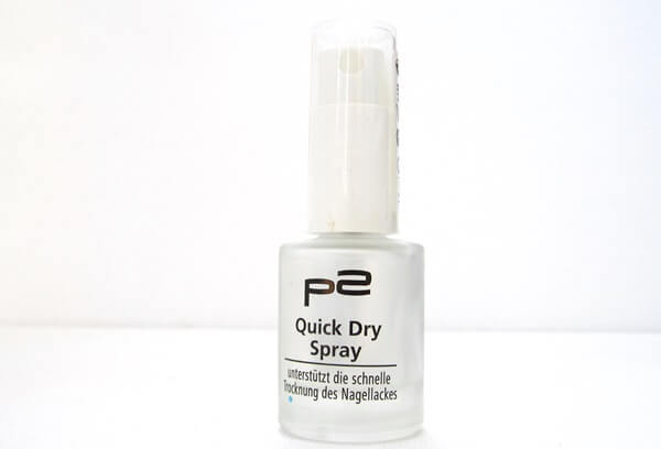 p2 quick dry spray