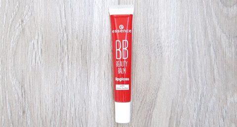 Lip gloss essence 05 heartbreaker – review