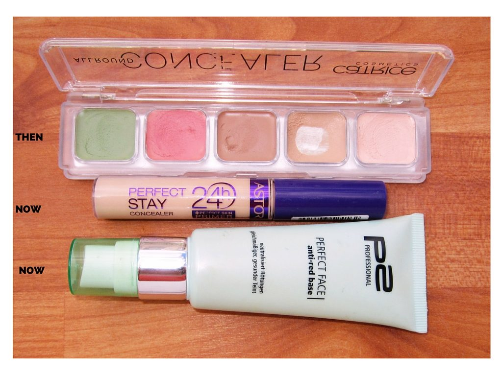 Makeup Changes Because of Ageing - Concealer beautyholics.co