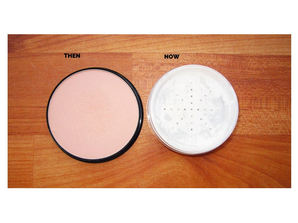 Changing Powder Because of Ageing beautyholics.co
