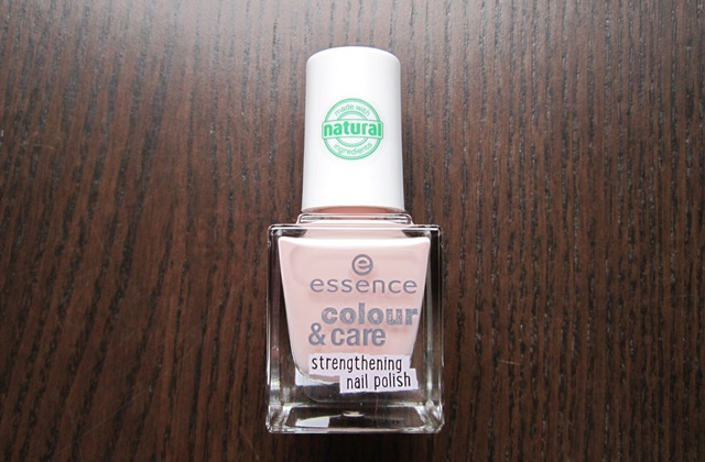 Nail Care Manicure Collection essence Color & Care Ctrengthening Nail Polish beautyholics.co