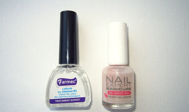 Nail Care Farmec Vitamin b5 Solution Nail Care Expert Manicure for Damaged Nails beautyholics.co