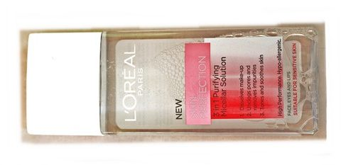 Micellar or no micellar? Is L'oreal a  good solution to this problem?