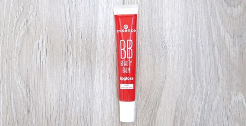 essence bb lips beauty balm lip gloss 05 heartbreaker